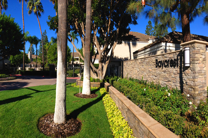 Bayview Court Community in Newport Beach, California