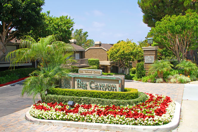 Big Canyon McLain Condos | Newport Beach Real Estate