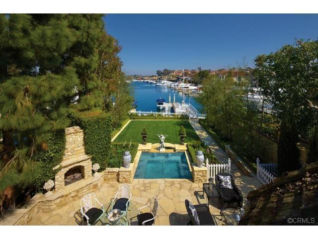 Harbor Island Water Views | 14 Harbor Island, Newport Beach