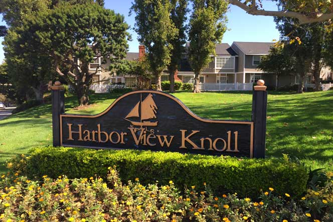 Harbor View Knoll Community in Newport Beach, California