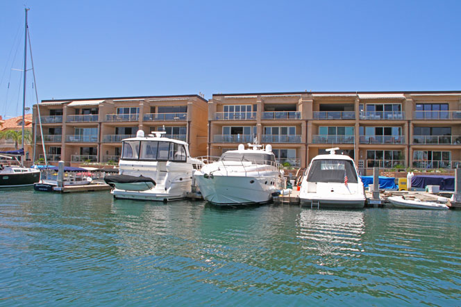 Lido Park Place Bayfront Condos | Newport Beach Real Estate