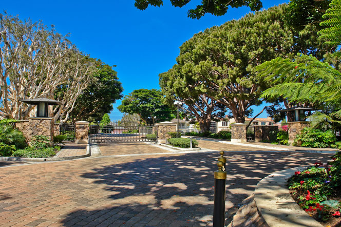 Linda Isle Gated Community | Newport Beach, California