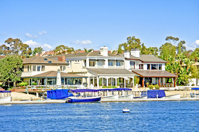 Newport Beach Bay Front Homes For Sale | Newport Beach, CA