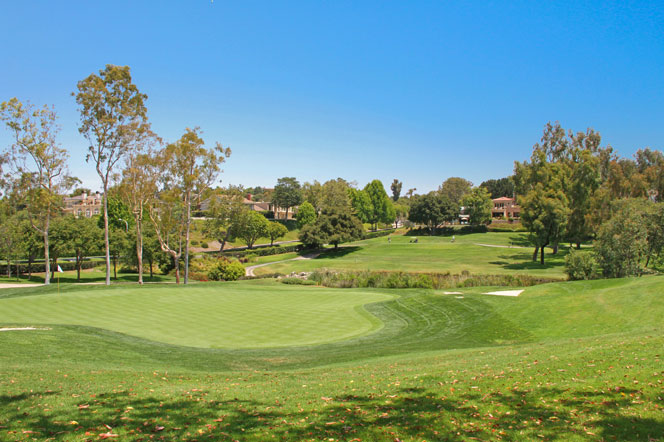 Newport Beach Gated Golf Community Homes For Sale
