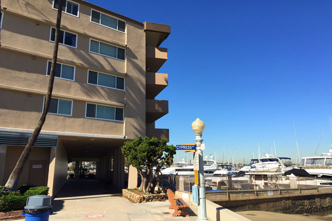 Newport Bay Towers in Newport Beach, California