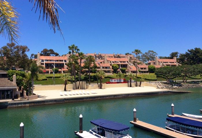 Promontory Point Community In Newport Beach California