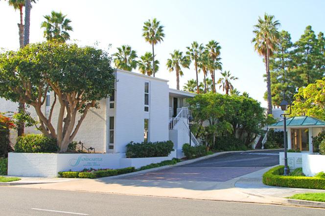 Sandcastle Corona Del Mar Condos | Newport Beach Real Estate