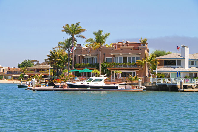 Newport Beach Beachfront Homes For Lease