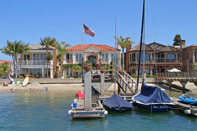 Balboa Little Island Homes | Newport Beach Real Estate