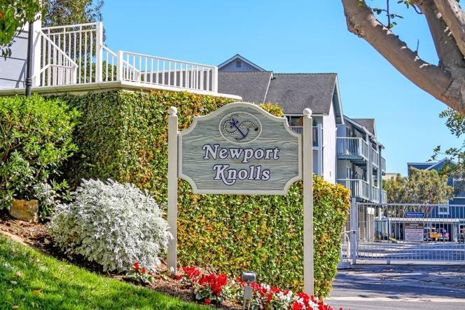 Newport Knolls Community in Newport Beach, CA