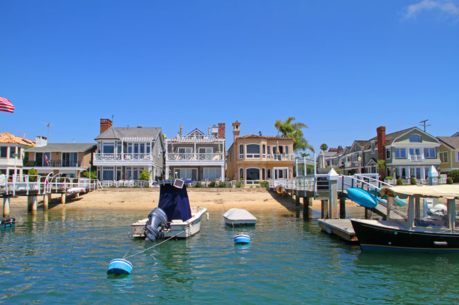 Balboa Main Island Homes | Newport Beach Real Estate