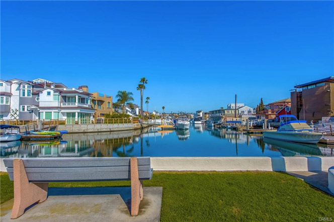 Balboa Peninsula Newport Beach Community