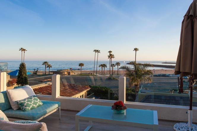 Breakers Drive Corona Del Mar Ocean View Home