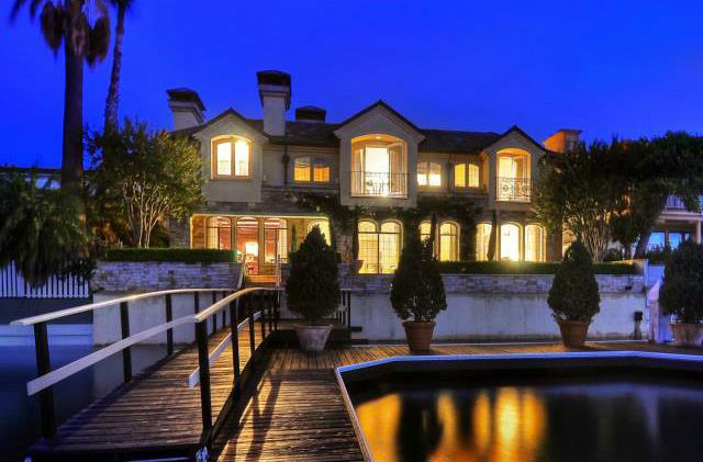 Most expensive newport beach homes sold in 2015 for Most expensive house in newport beach