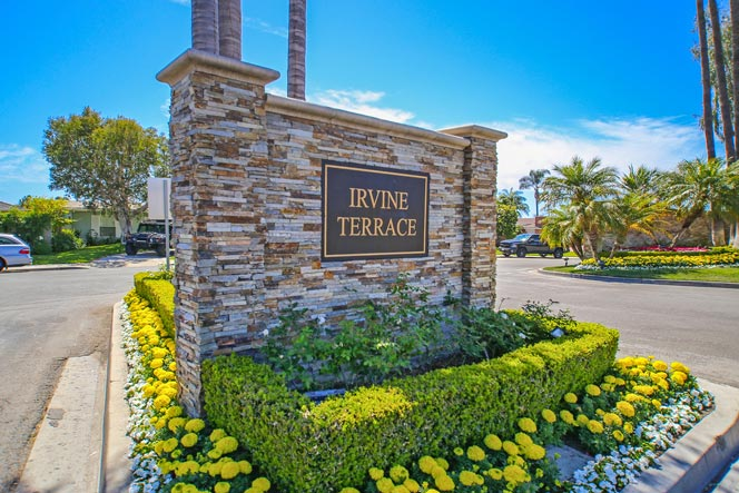 Irvine Terrace Neighborhood