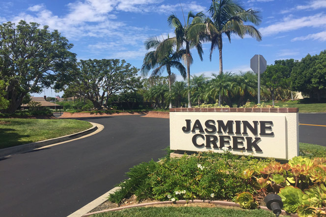 Jasmine Creek Newport Beach Community